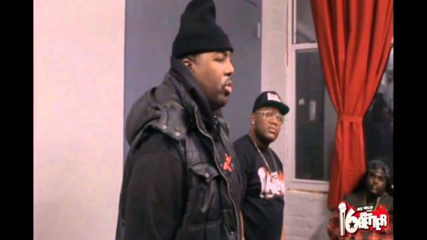 Erick Sermon Drops Knowledge on Upcoming Artist (16orbetter BTS EP 16)