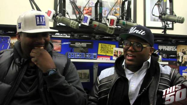 Erick Sermon Speaks on EPMD; Left Eye; Touring