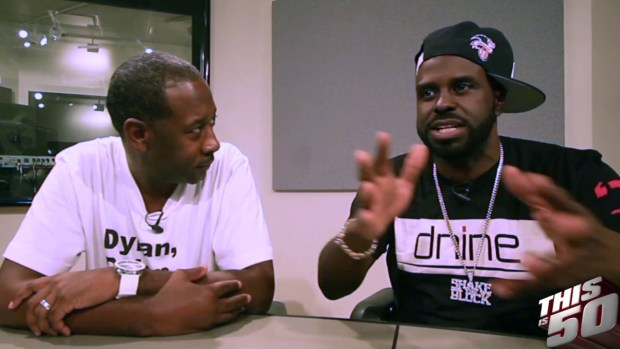 "Funk Flex Says ""DJ Clue is A Wack DJ"" + He Doesn't Want to Battle (Part 1)"
