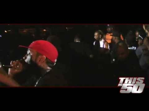 G Unit in Louisiana for DJ Bay Bay B'Day Bash | Behind The Scenes | 50 Cent