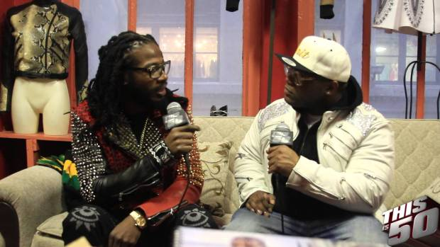 "Gyptian on new Single ""Stunta""; Nicki Minaj; Inspiration; Police"