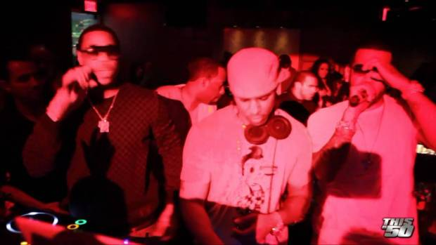 I Don't Deserve You by Lloyd Banks (Performance) – Marquee Las Vegas Sleek By 50   50 Cent Music