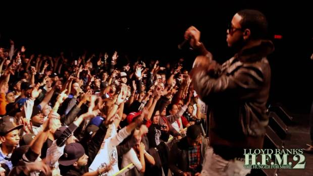 I Don't Deserve You by Lloyd Banks x Jeremih – Live in NYC   Behind The Scenes   50 Cent Music