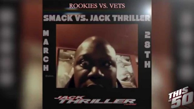 Jack Thriller Vs URL! [Compilation]