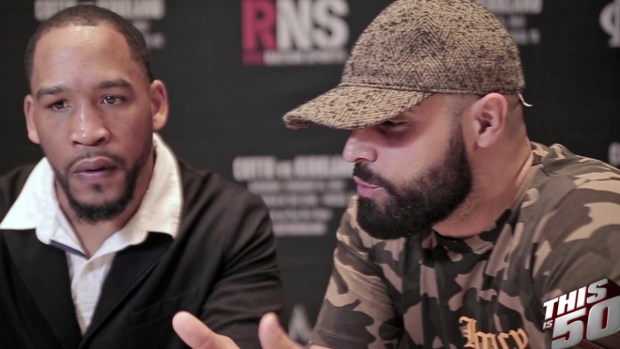 James Kirkland & Miguel Cotto Speak on Their Upcoming PPV Fight on HBO!