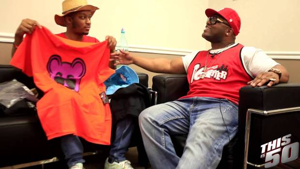 Jeffrey Lee Presents HtDogWtr Clothing Line; Feeding The Homeless