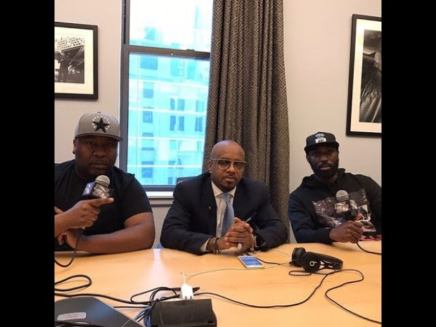 Jermaine Dupri Says Older Generation Shouldn't Knock New Era of Rappers + Advice For Bow Wow
