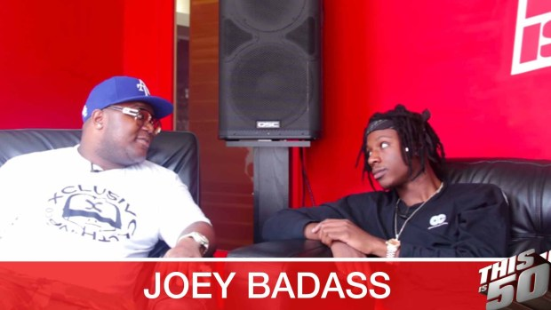 Joey Badass on Troy Ave karma; Devastated; Groupies; Touring Worldwide