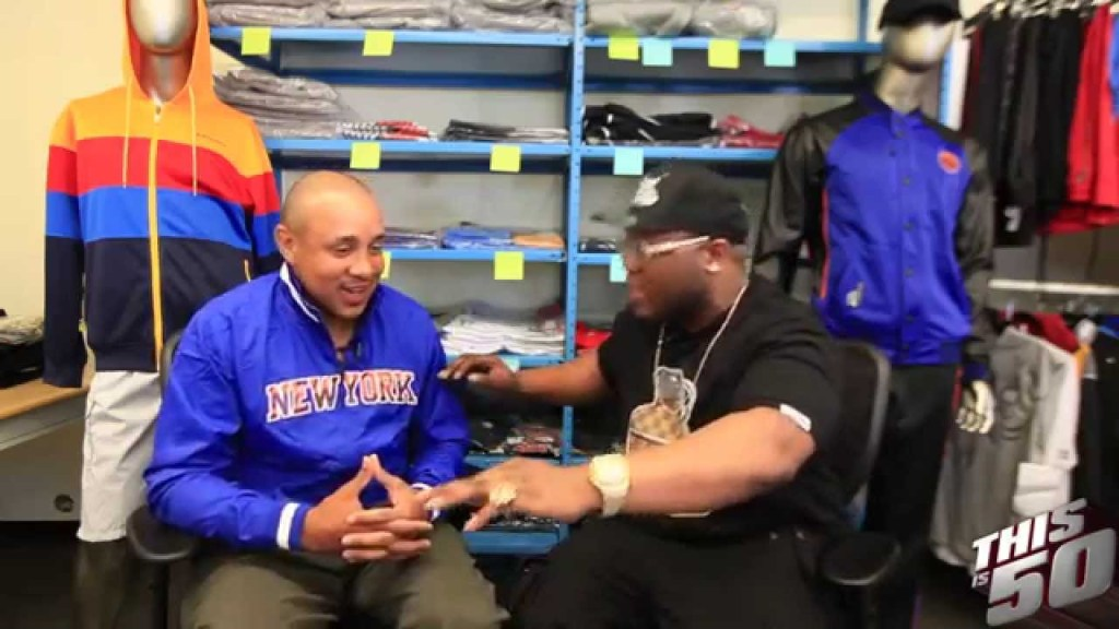John Starks on Knicks Dream Team; Anthony Mason; Zipway Line