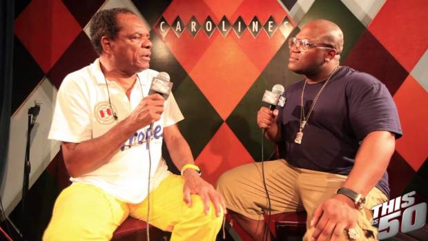 "John Witherspoon: ""There Won't Be A 4th Friday Because of Chris Tucker""; Talks Becoming Star; Money"