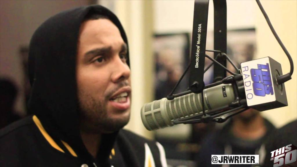 JR Writer Crazy Freestyle 48 Hours After Being Released + Names Top 5