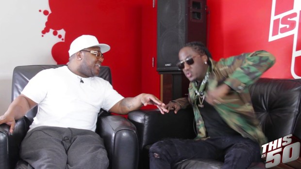 K Camp on Rules of Dating ; Good Problems ; Bag Full of Condoms