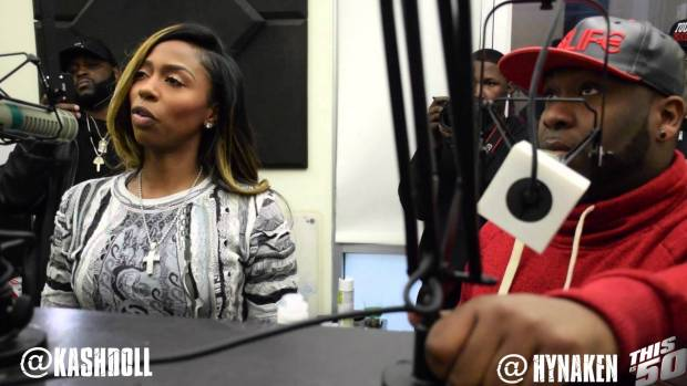 Kash Doll on Transition From Stripper to Artist ; Out-Rapping Men ; Making 26K in One Night