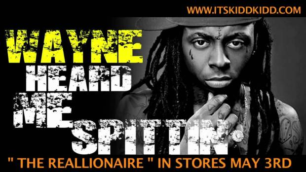 "KIDD KIDD – "" DONT UNDERSTAND "" The Reallionaire Album in stores May 3rd !!!"