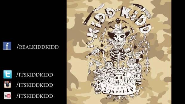 Kidd Kidd Ft. Juvenile – New Warleans