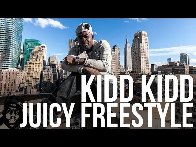 Kidd Kidd – Juicy Freestyle (Music Video)