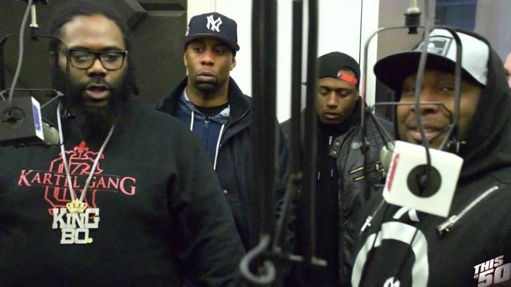 King Bo on Murder of Russ Blade ; Moving Differently ; New York Rap