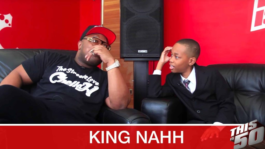 King Nahh on Being One of The Youngest Motivational Speakers at 10 Years Old