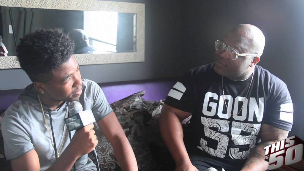 Lil Caine on Making Music; Dad Being Famous; Menace To Society