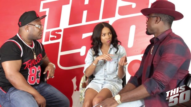 "Lil Mama & Lance Gross Speak on Their New Movie ""When Love Kills: The Falicia Blakely Story"""