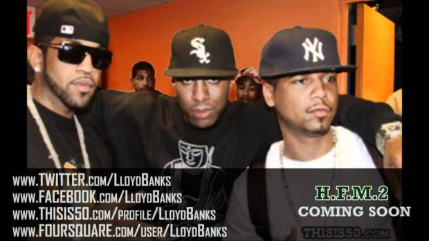 Lloyd Banks – Always Made It Freestyle – H.F.M.2 In Stores Now