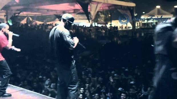 """Lloyd Banks – """"Any Girl"""" – Live In Brazil [Rio De Janeiro, Salvador, Sao Paulo]"""