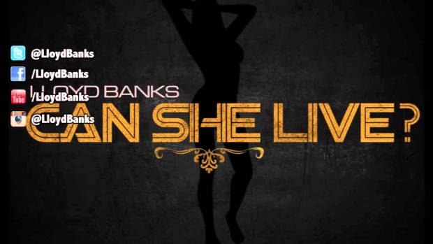 Lloyd Banks – Can She Live (Audio)