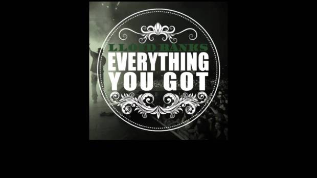 Lloyd Banks – Everything You Got [Blue Friday] [HFM2 In Stores Now]