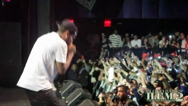 Lloyd Banks, Fabolous, Pusha T, Swizz Beatz, Ryan Leslie – Start It Up Live | 50 Cent Music