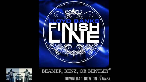 Lloyd Banks – Finish Line – [Blue Friday] [HFM2 In Stores Now]