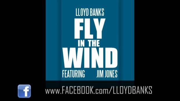 Lloyd Banks – Fly In The Wind feat Jim Jones