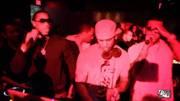 """Lloyd Banks – """"I Don't Deserve You"""" – Live At Marquee In Las Vegas"""