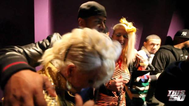 Lloyd Banks – Live @ Nokia Theater, NYC – 4/29/10 – Behind The Scenes