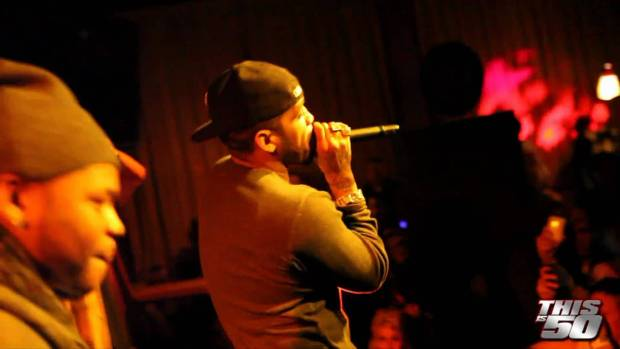 Lloyd Banks – So Fly Live [NH + ME Shows Pt.1] | Live Performance | 50 Cent