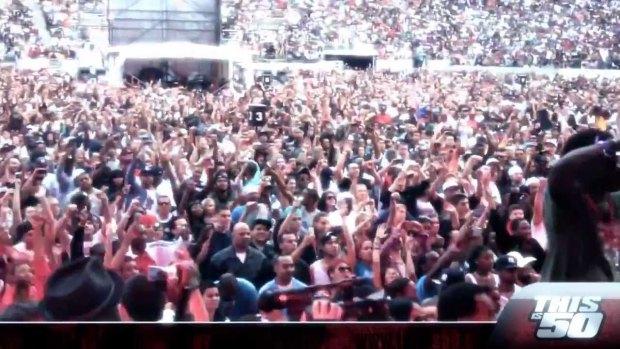 Lloyd Banks @ Summer Jam 2011 W/ Swizz Beatz, Ryan Leslie, Lloyd, Fabolous, Mobb Deep & Others