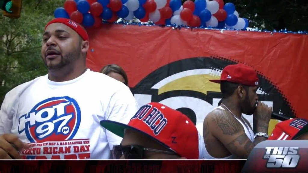 """Lloyd Banks @ The Puerto Rican Day Parade Performing """"Start It Up"""" Along With Joell Ortiz"""