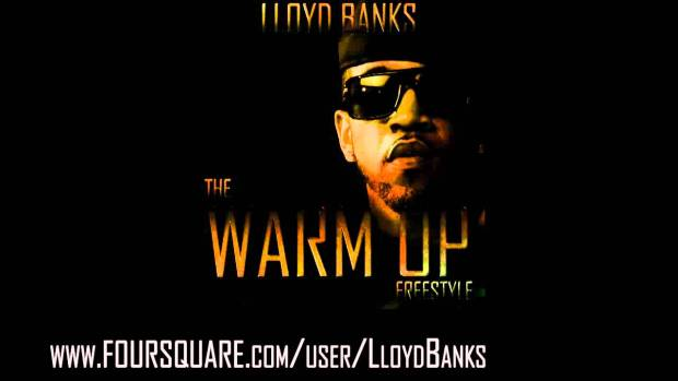 Lloyd Banks – The Warm Up Freestyle – HFM2 In Stores Now