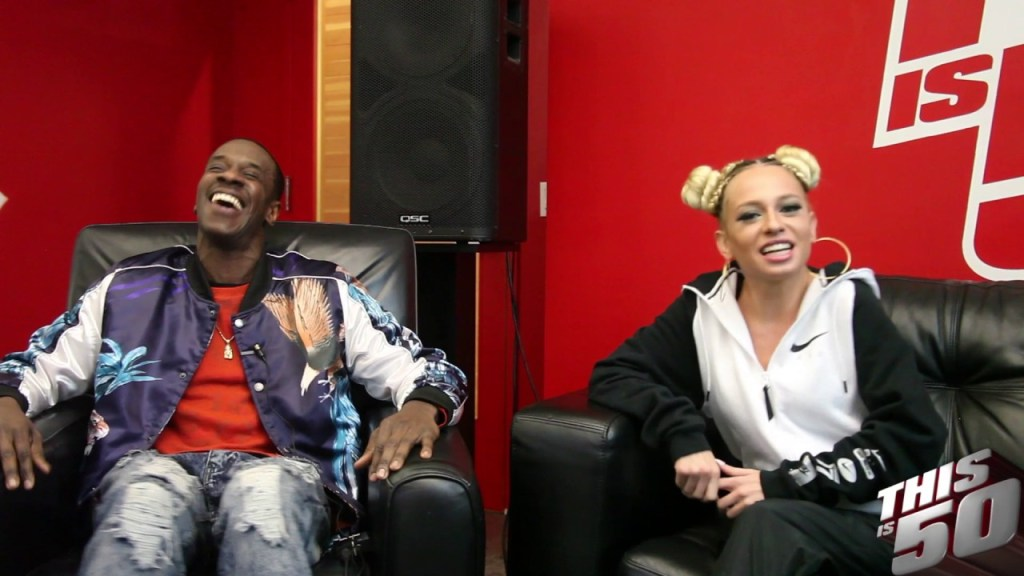 Mariahlynn on Joining Love & Hip Hop; 'Used To Be A Hoe' Record; Spits Freestyle