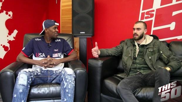 Matt Citron on Transition From Basketball to Music; DJ Greg Street; Signing Record Deal