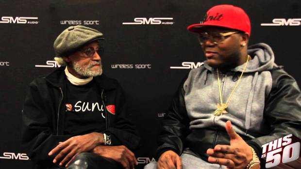 Melvin Van Peebles on His Son Mario Van Peebles Acting; Females on Set; Doofus