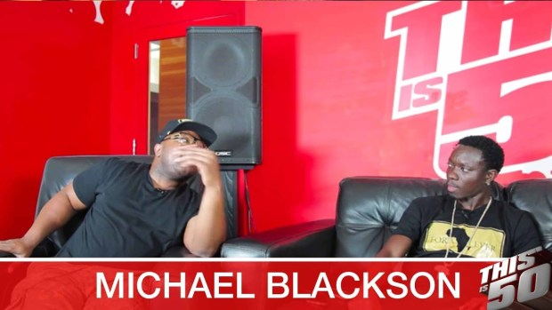 Michael Blackson on Comedian Beef; Early King Bach; His Nephew Making the NY Giants