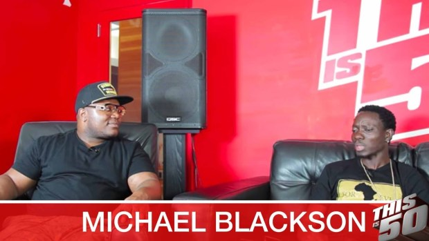Michael Blackson on Doing Comedy for 23 Years; Fighting At Shows; Meek Mill vs Beanie Sigel Beef