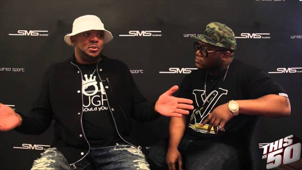 Mr Porter on D12; Proof; 50 Cent; Eminem; Presidential Race