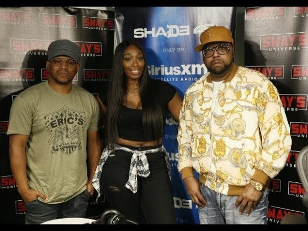 Ms Hustle on Being Undefeated in Battle Rap ; Signing to DJ Kay Slay ; Funk Flex & Sway Freestyles