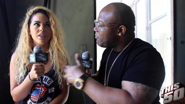 Ms. Jacky Oh Talks Wild N' Out; Relationship Status; Inspiration