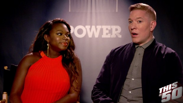 Naturi & Joe on Power Season 4 – Tommy Loves Black Girls!