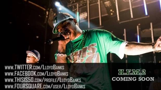 Over by Drake – Freestyle by Lloyd Banks – H.F.M.2 Coming Soon | 50 Cent