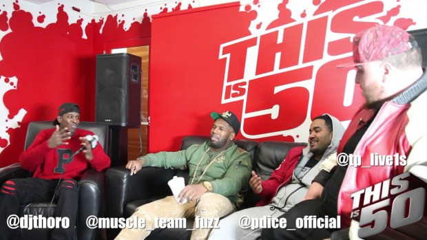 P Dice , Fuzz & TP Speak on Their Beef With Fetty Wap