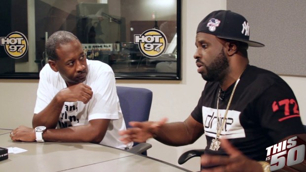 PART 2: Funk Flex Talks Jay-Z, Biggie, Drake, Tupac, DJ Envy + Running NY Radio