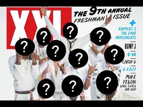 Pvnch XXL 2017 Freshman Cover Predictions